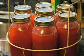 Canning Tomato Juice Water Bath