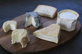 Assorted Aged Goat Cheeses