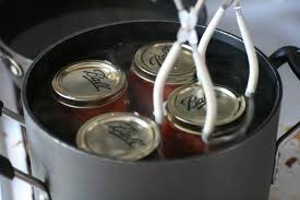 Acidifying Water Bath Canned Tomatoes